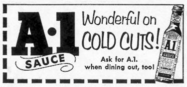 A. 1. SAUCE SATURDAY EVENING POST 04/09/1955 p. 129