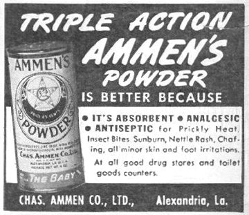 AMMENS MEDICATED POWDER LIFE 08/09/1943 p. 100