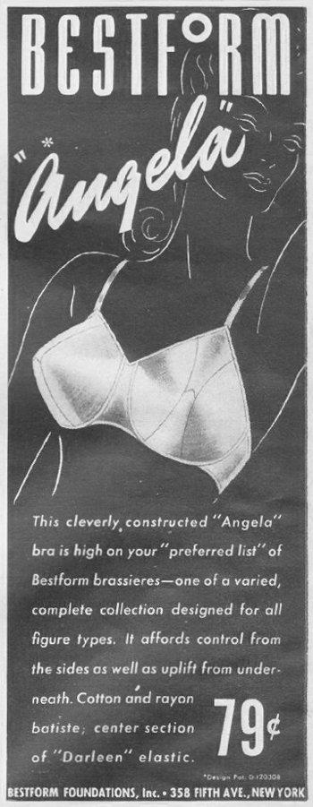 BESTFORM 'ANGELA' BRA LIFE 06/22/1942 p. 6