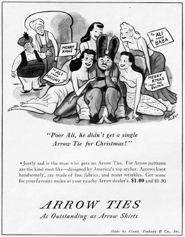 ARROW TIES LIFE 12/16/1940 p. 84