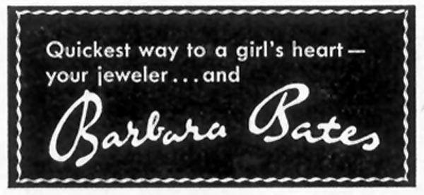 BARBARA BATES SATURDAY EVENING POST 06/04/1955 p. 106