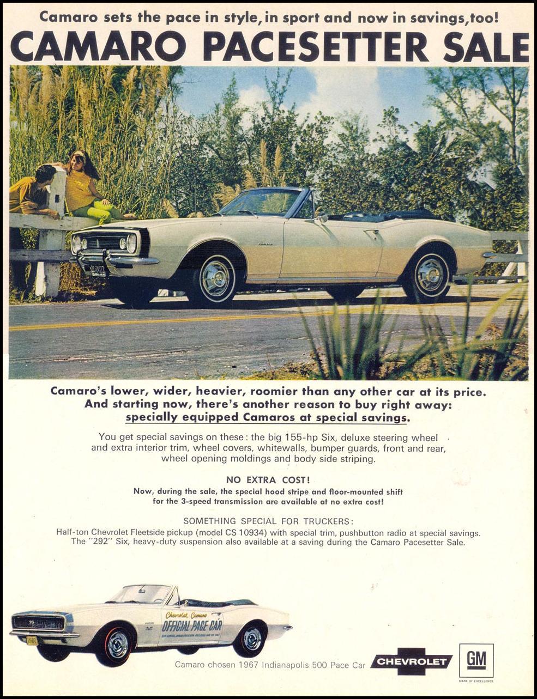 CHEVROLET AUTOMOBILES LIFE 05/19/1967