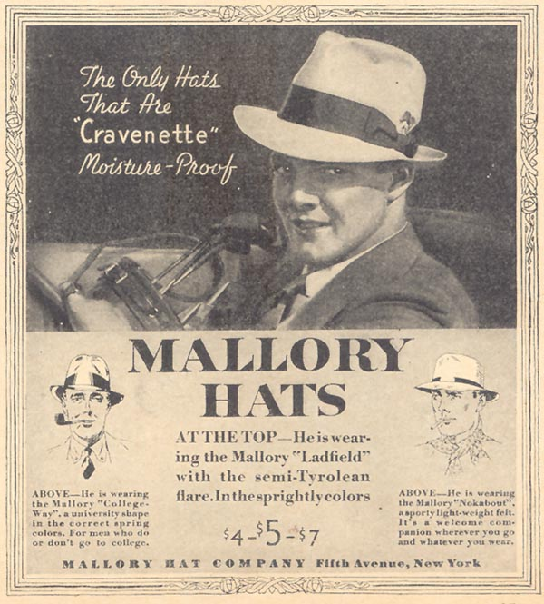 MALLORY HATS LIBERTY 04/11/1936 p. 37