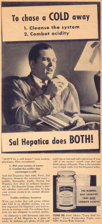 SAL HEPATICA LAXATIVE LIBERTY 02/15/1936 p. 11