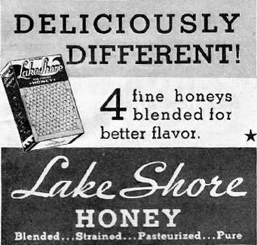 LAKE SHORE HONEY