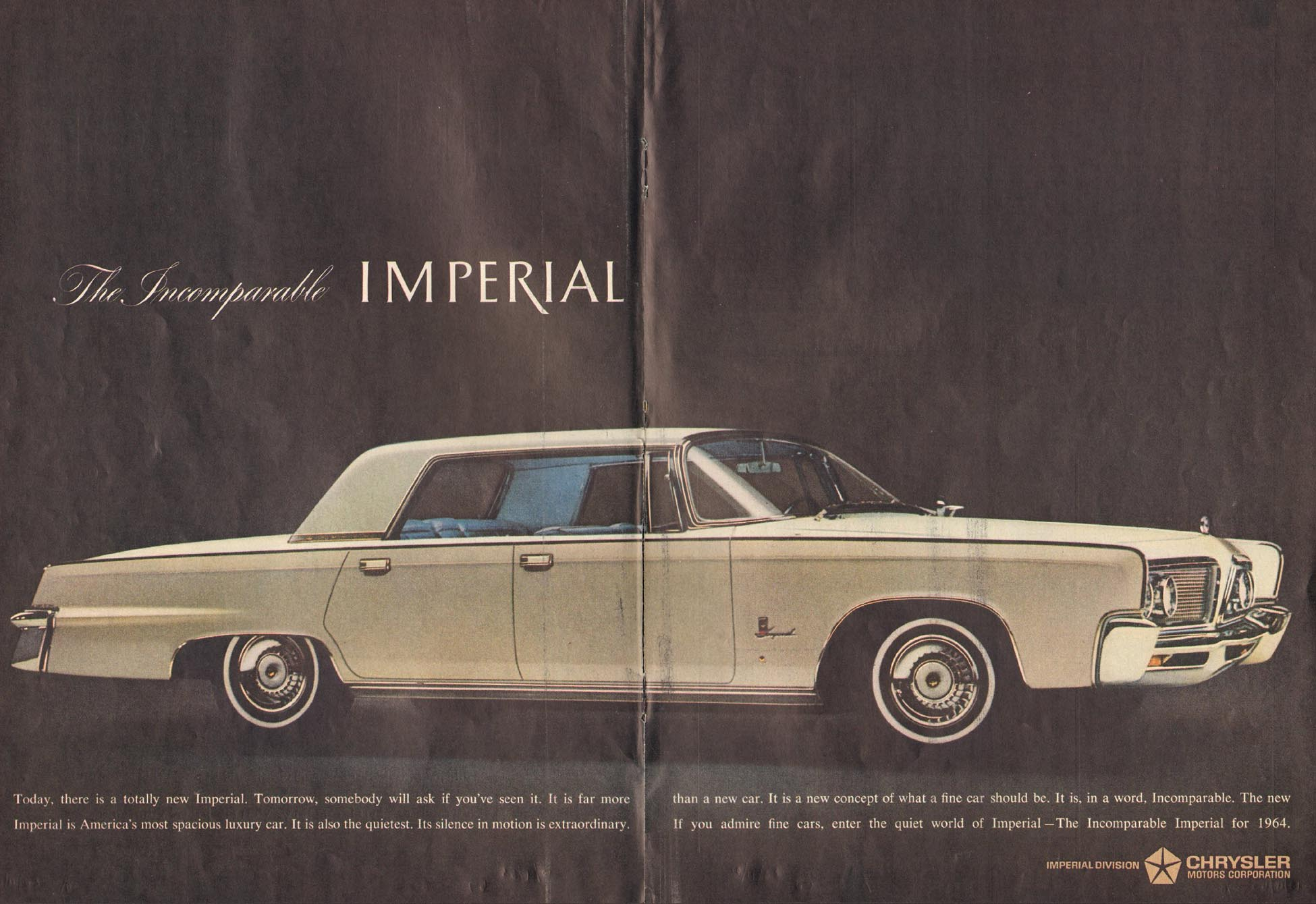 CHRYSLER AUTOMOBILES TIME 10/04/1963 p. 68