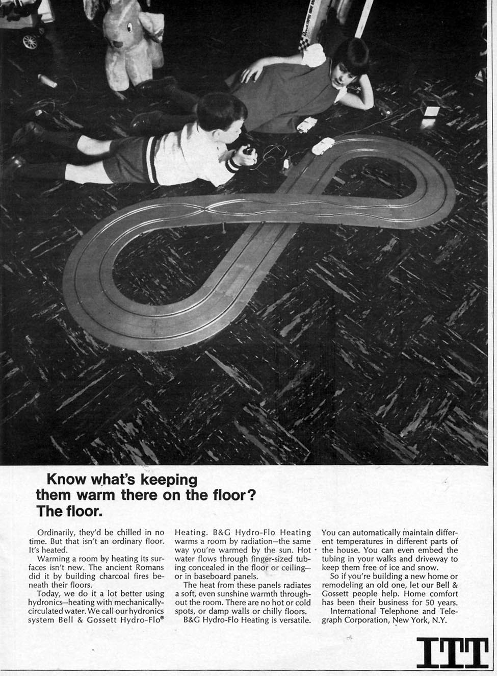 BELL & GOSSETT HYDRO-FLOW HEATING TIME 04/21/1967 p. 59
