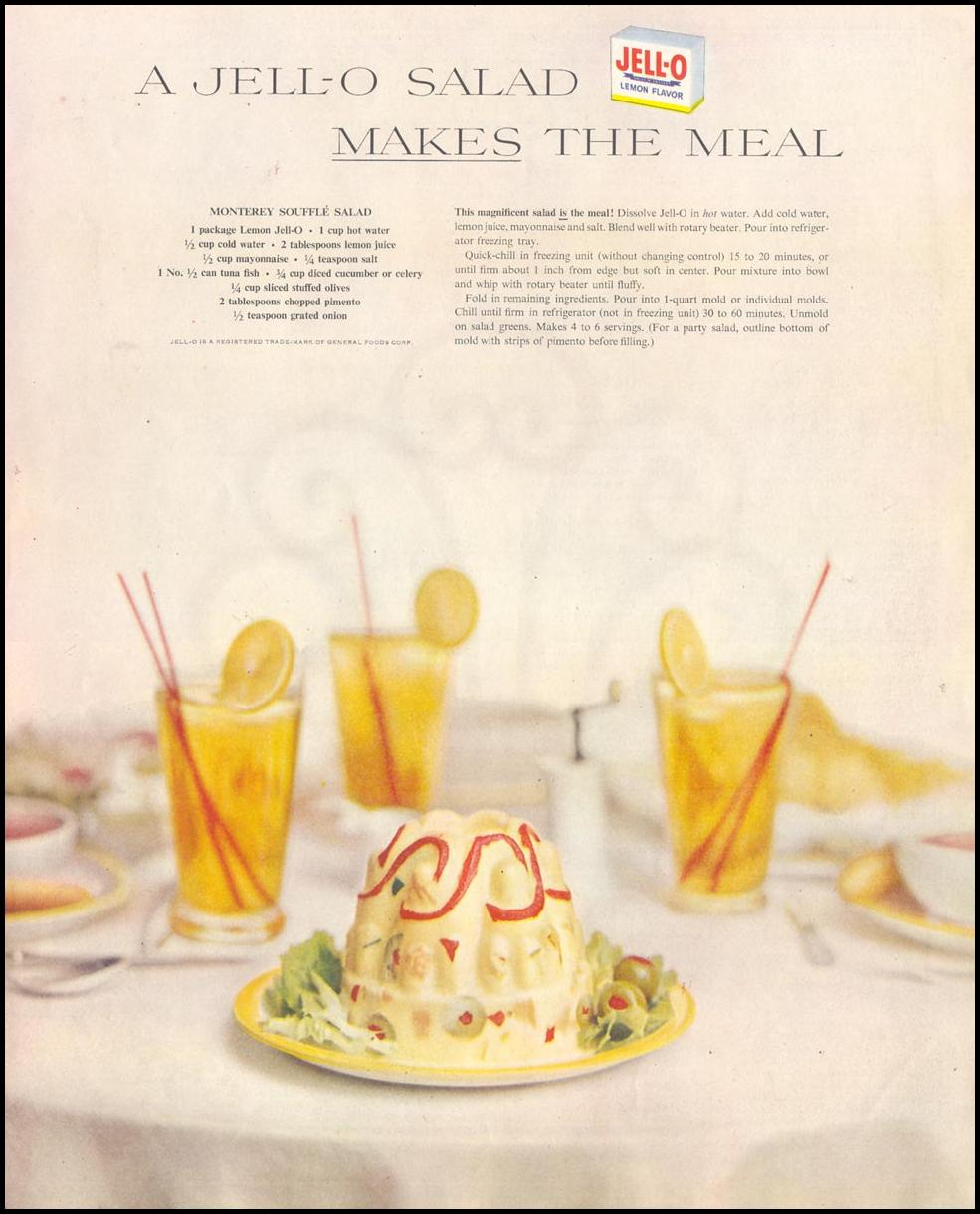 JELL-O SATURDAY EVENING POST 06/04/1955 p. 49