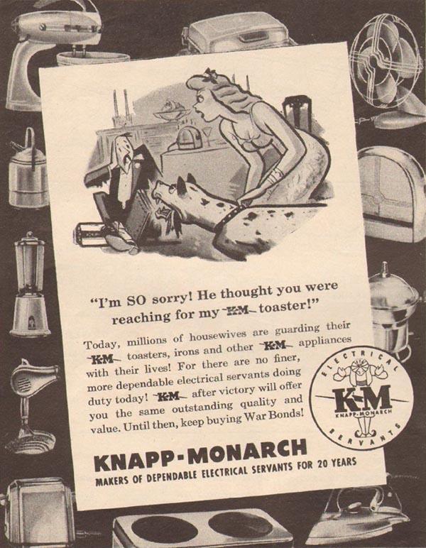 K-M TOASTERS LIFE 06/04/1945 p. 40
