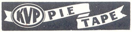 KVP PIE TAPE GOOD HOUSEKEEPING 07/01/1948 p. 158