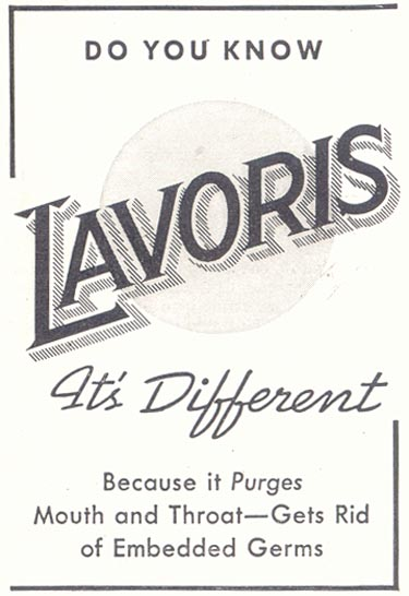 LAVORIS GOOD HOUSEKEEPING 11/01/1933 p. 194
