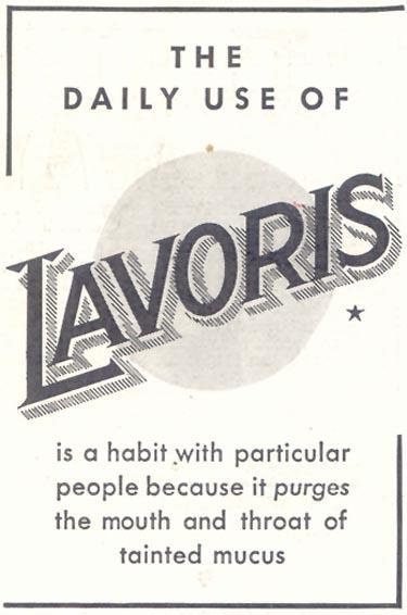 LAVORIS GOOD HOUSEKEEPING 11/01/1933 p. 208