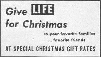 LIFE MAGAZINE LIFE 11/25/1946 p. 132