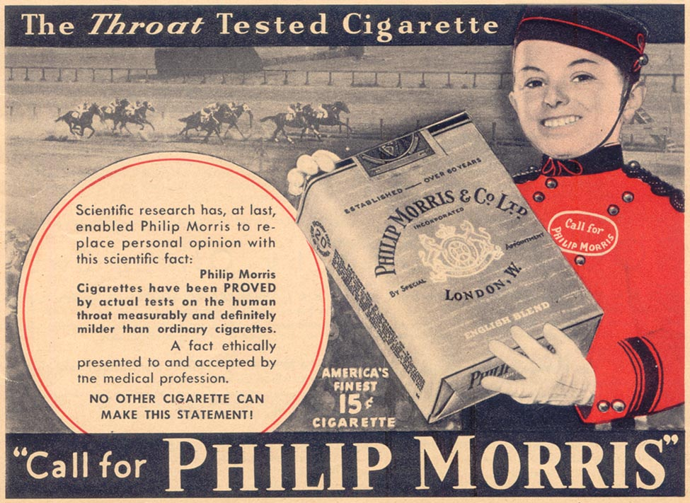 PHILIP MORRIS CIGARETTES LIBERTY 04/11/1936 p. 59