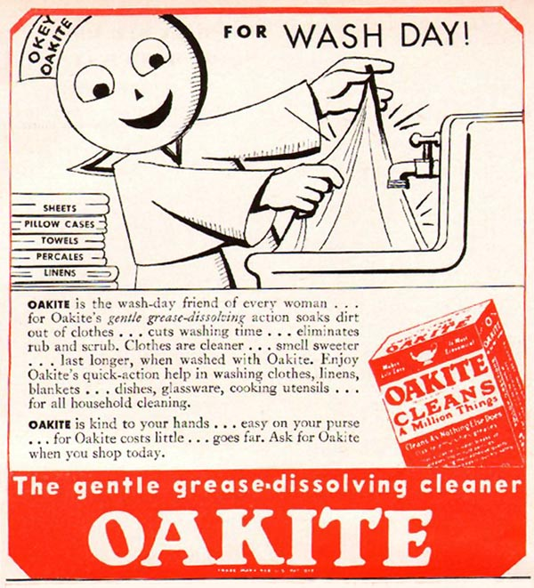 OAKITE WOMAN'S DAY 01/01/1941 p. 63