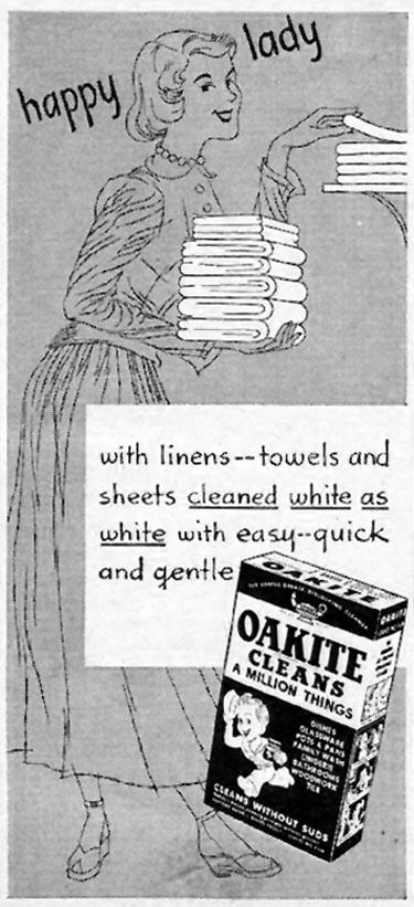 OAKITE WOMAN'S DAY 01/01/1949 p. 88
