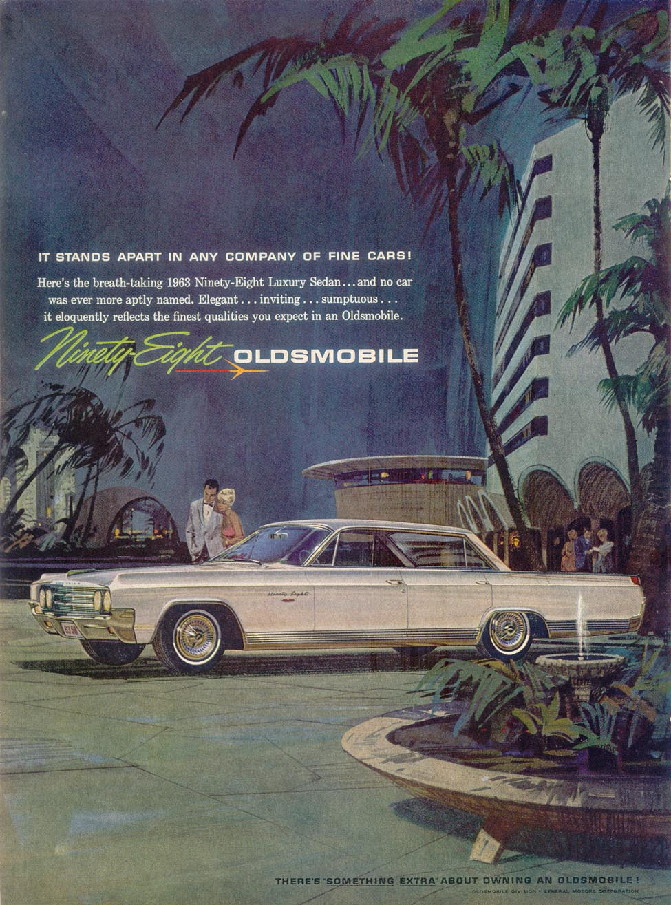 OLDSMOBILE AUTOMOBILES TIME 02/01/1963 p. 26