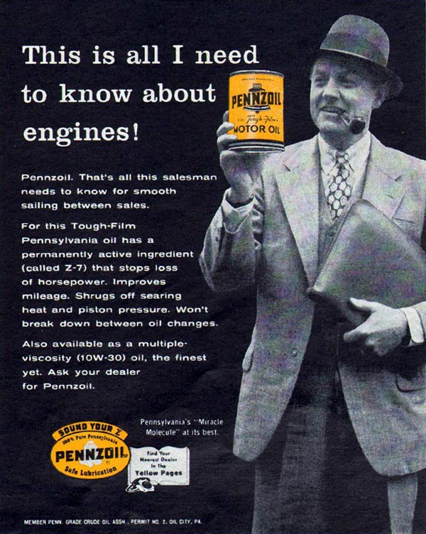 PENNZOIL MOTOR OIL LIFE 09/15/1958 p. 80