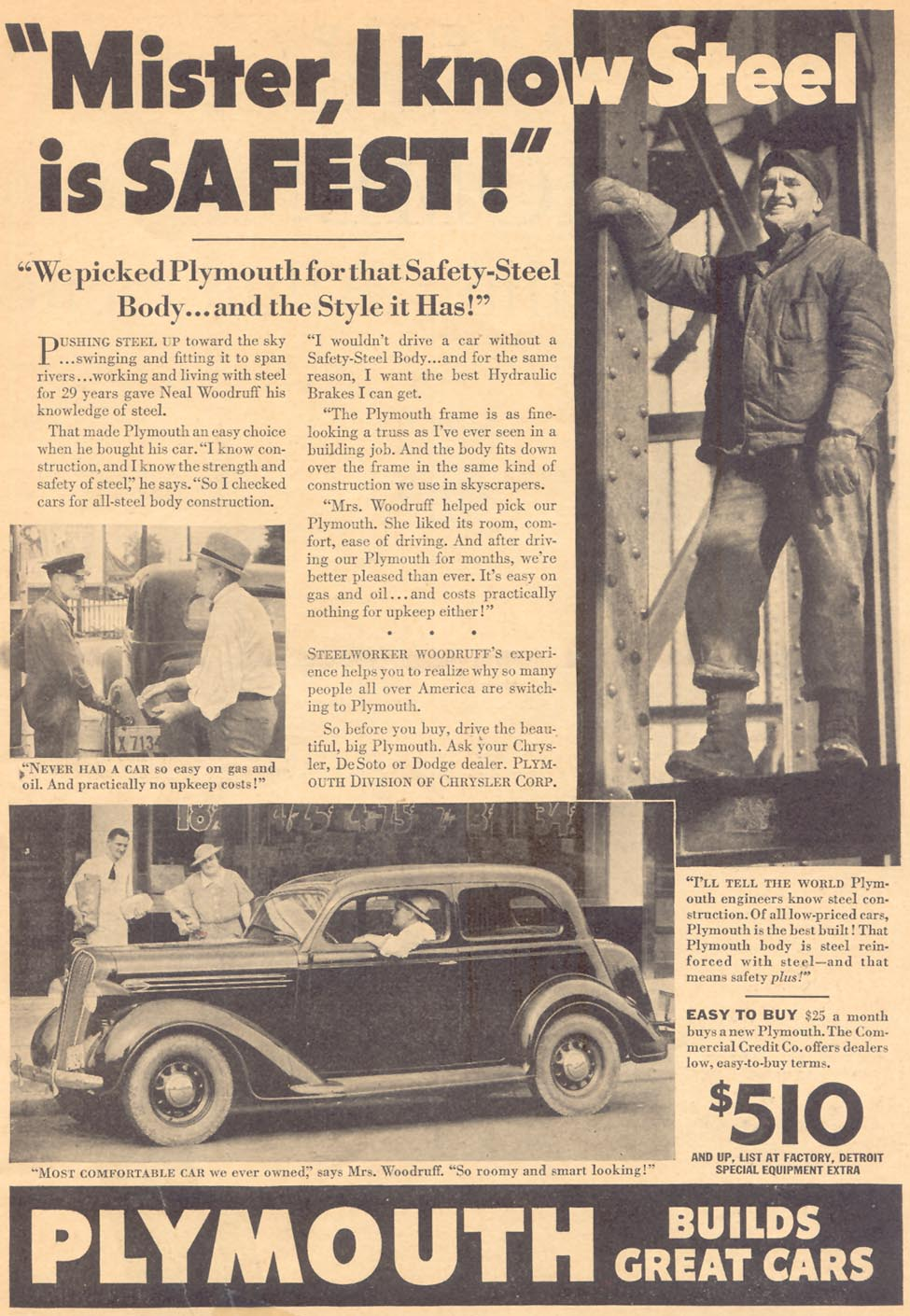 PLYMOUTH AUTOMOBILES LIBERTY 08/29/1936 p. 3