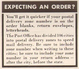 POSTAL SERVICE LIFE 10/05/1959 p. 164