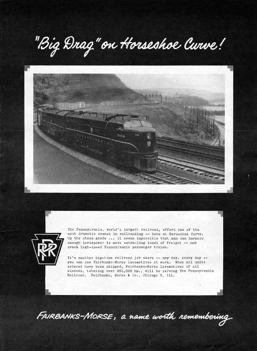 LOCOMOTIVES NEWSWEEK 08/20/1951 p. 6