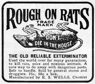 THE OLD RELIABLE EXTERMINATOR GOOD HOUSEKEEPING 12/01/1935 p. 182