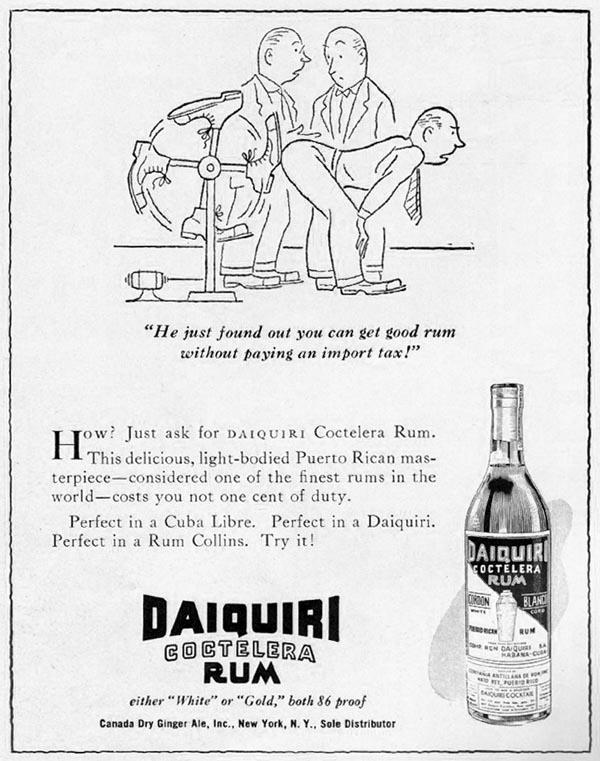 DAIQUIRI COCTELERA RUM LIFE 11/13/1944 p. 108
