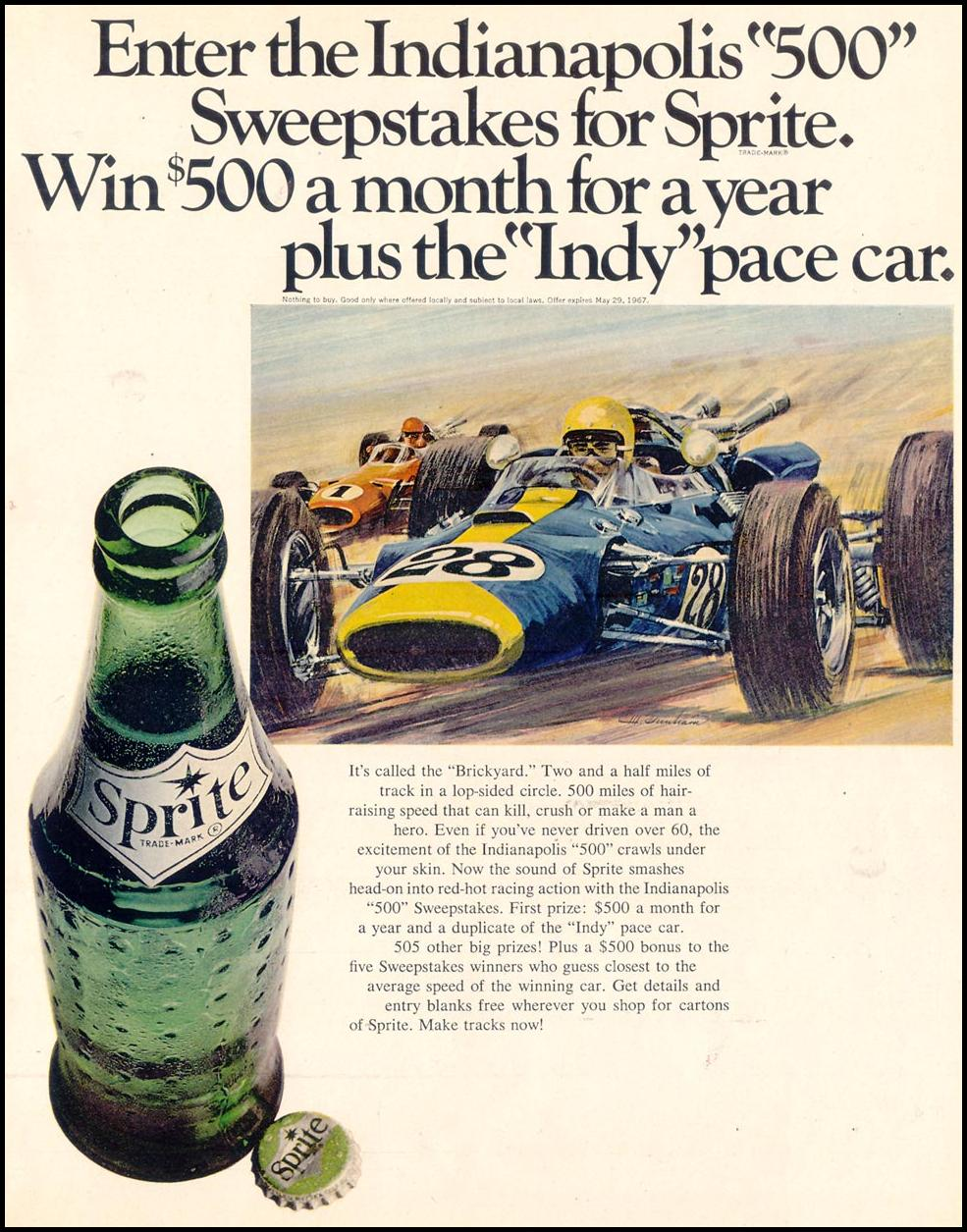 SPRITE LIFE 05/19/1967