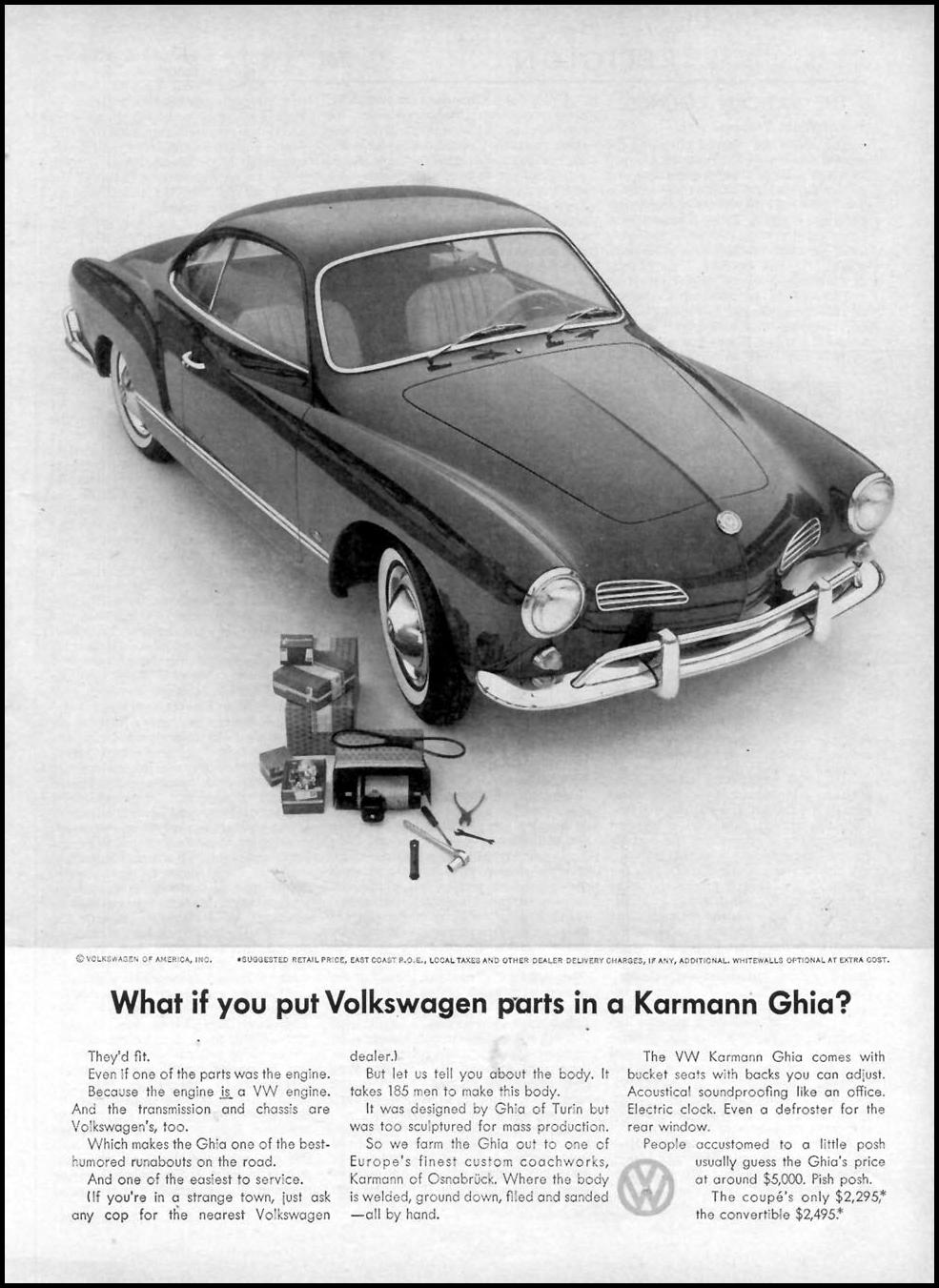 VOLKSWAGEN AUTOMOBILES