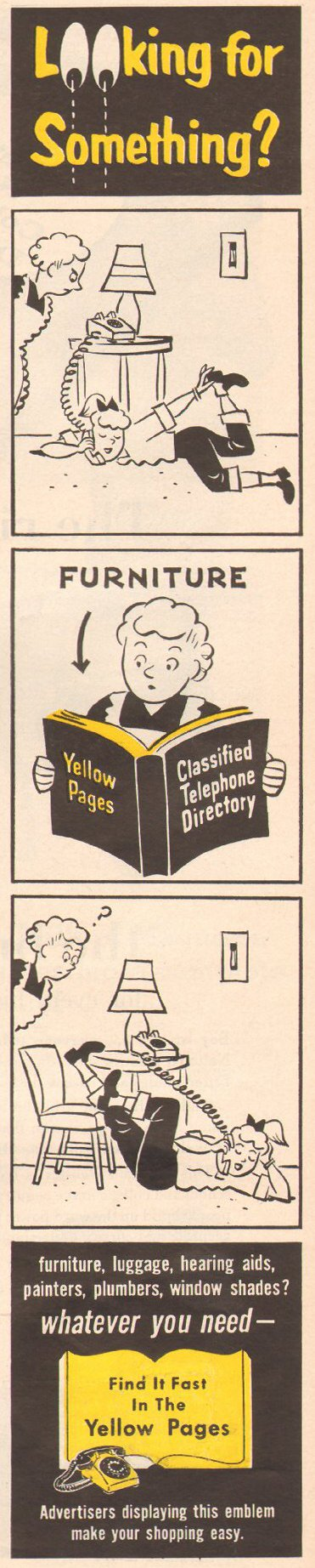 YELLOW PAGES LIFE 05/19/1958 p. 57